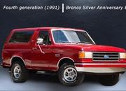 Here's a Cool Video That Shows You Every Generation of the Ford Bronco - image 897450
