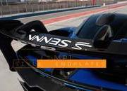 Here's the Interesting Story Behind the McLaren Senna GTR's Massive Rear Wing - image 895279