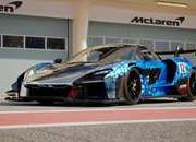 Here's the Interesting Story Behind the McLaren Senna GTR's Massive Rear Wing - image 895282