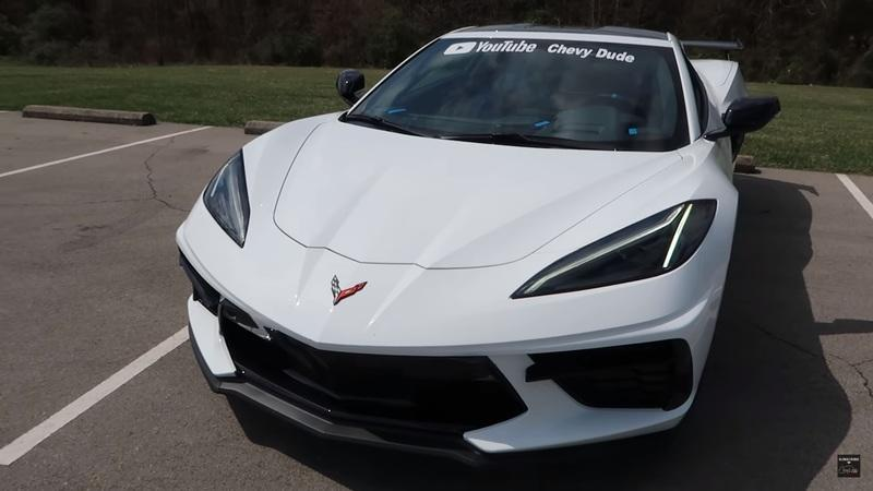 Here's What One Owner Doesn't Like About His 2020 Chevy C8 Corvette