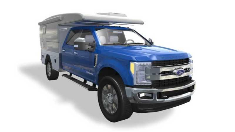 Is This Ford F-350-based Motorhome Worth $250,000?