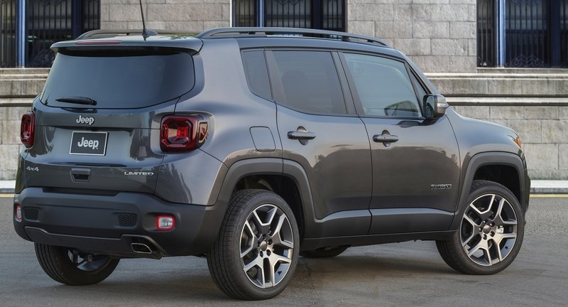 2020 Jeep Renegade - Driven