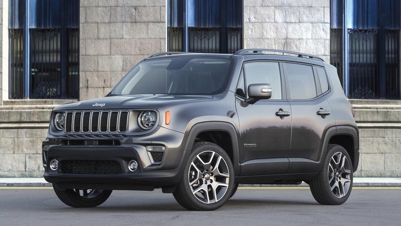 2020 Jeep Renegade - Driven - image 894159