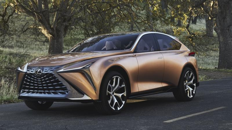 Lexus Moves to Sell the LQ Flagship SUV That Will Run Into the Six-Figure Price Range