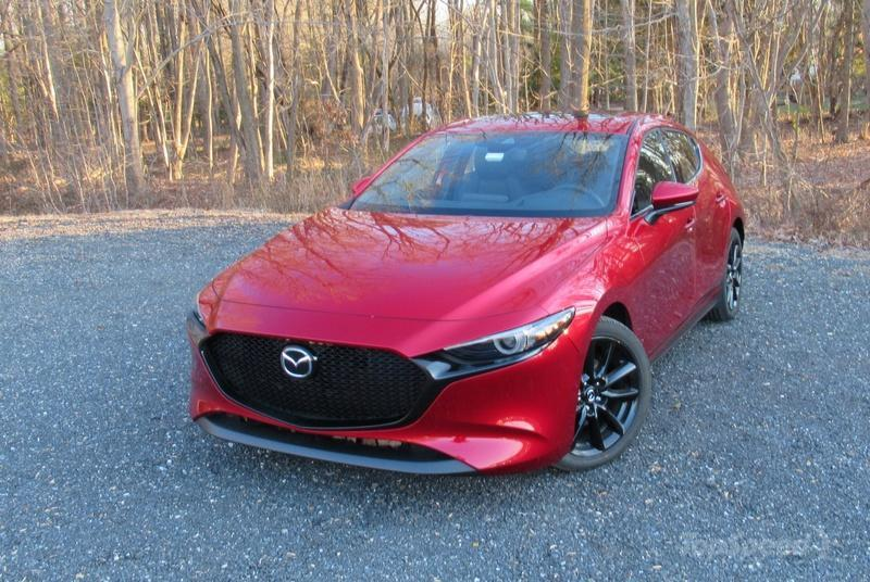 2020 Mazda 3 - Driven Review