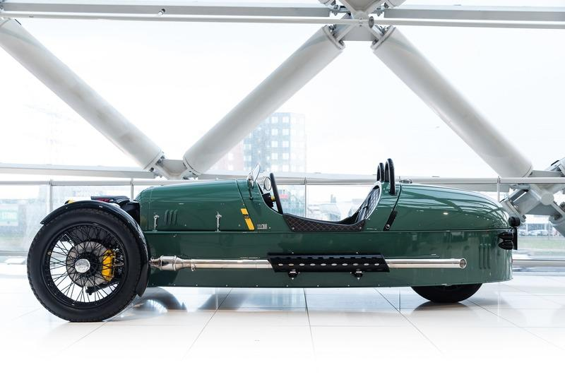 Morgan Goes Bespoke with Limited Edition Plus Six and 3 Wheeler - image 896139