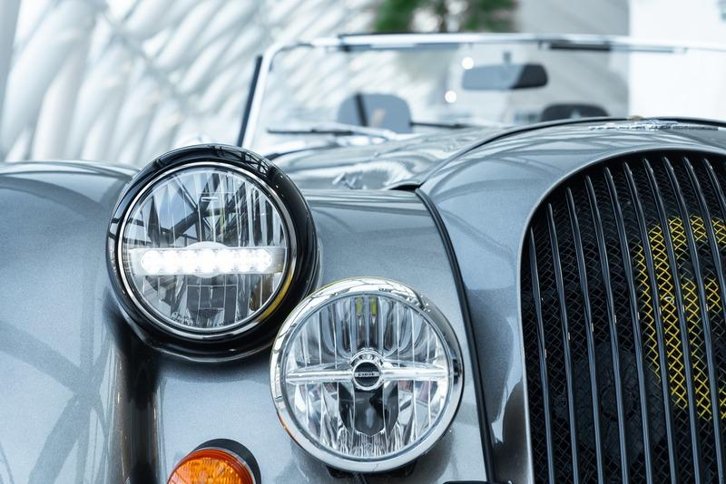 Morgan Goes Bespoke with Limited Edition Plus Six and 3 Wheeler - image 896123