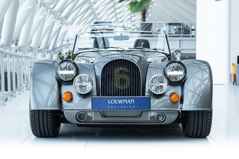 Morgan Goes Bespoke with Limited Edition Plus Six and 3 Wheeler - image 896122