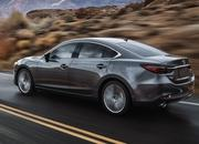 The 2022 Mazda6 Could be RWD, Feature Straight-Six Engine - image 895550