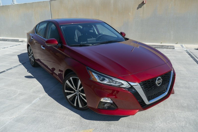 2020 Nissan Altima - Driven Exterior - image 896571