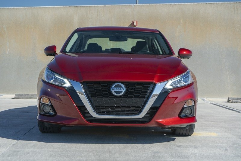 2020 Nissan Altima - Driven Exterior - image 896560