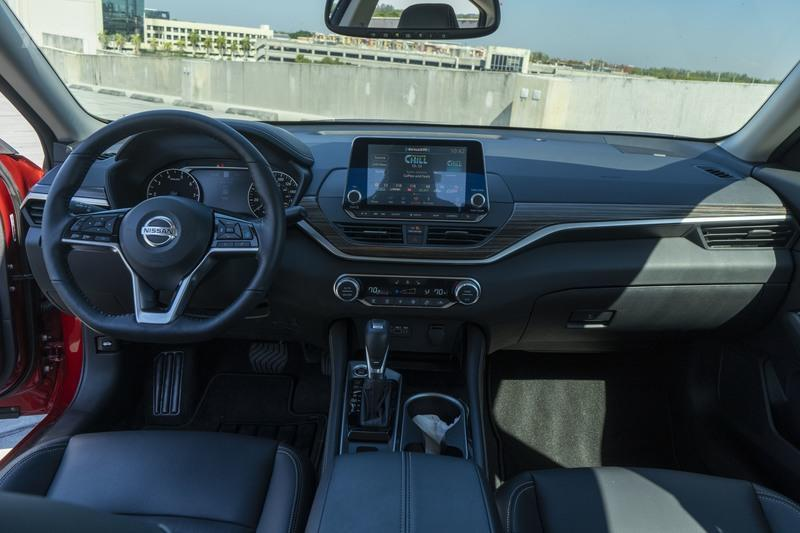 2020 Nissan Altima - Driven Interior - image 896597