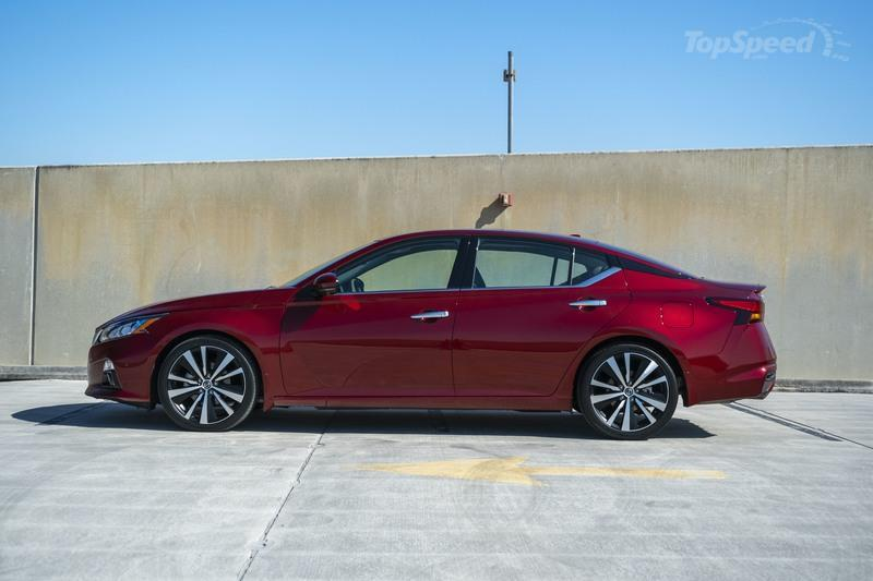 2020 Nissan Altima - Driven Exterior - image 896623