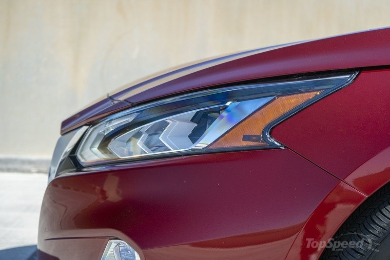 2020 Nissan Altima - Driven Exterior - image 896565