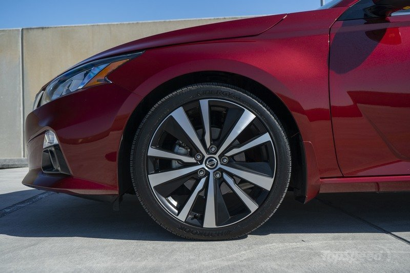 2020 Nissan Altima - Driven Exterior - image 896566