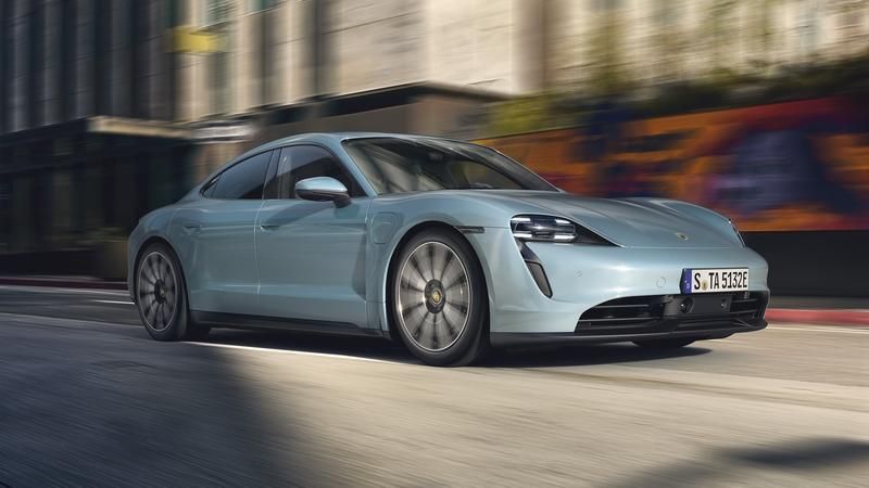 Porsche Tries to Justify the Taycan's Laughable Range By Saying It Doesn't See Tesla As a Rival