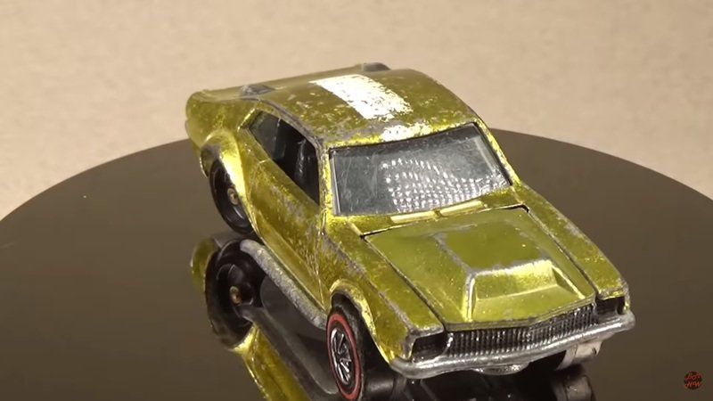 Rare Hot Wheels Of Your Childhood That Are Worth A Small Fortune Today