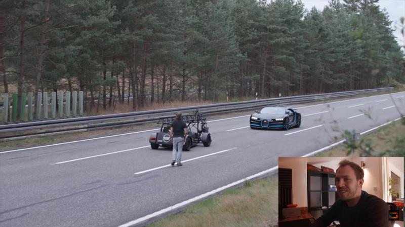 Recording a Bugatti Chiron at 250 MPH Is No Easy Task - image 894579