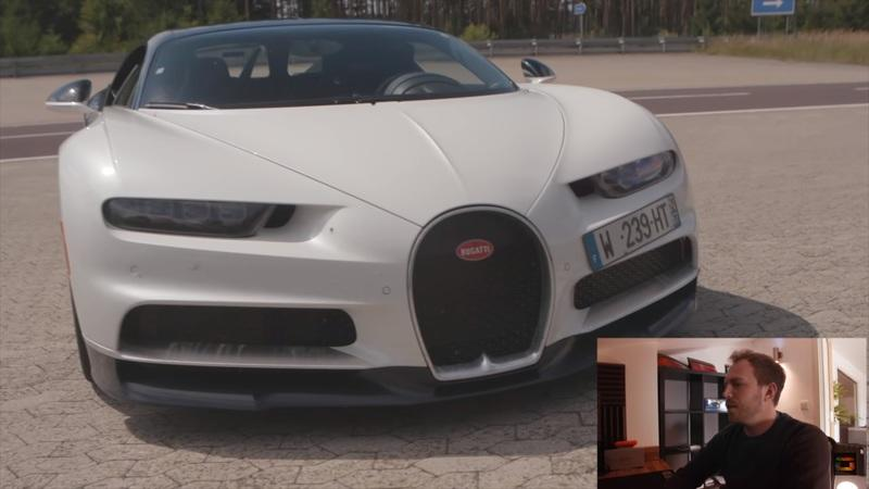Recording a Bugatti Chiron at 250 MPH Is No Easy Task - image 894584