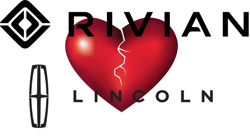 Rivian and Lincoln - Not a Match Made in Heaven, Apparently