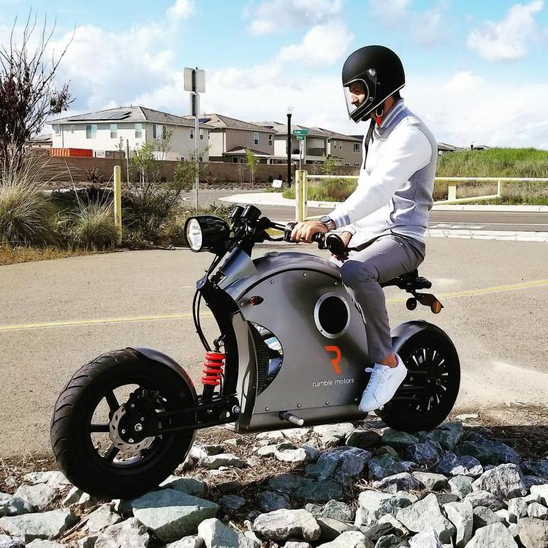 EV Motorcycle News: April 2020 - image 895136
