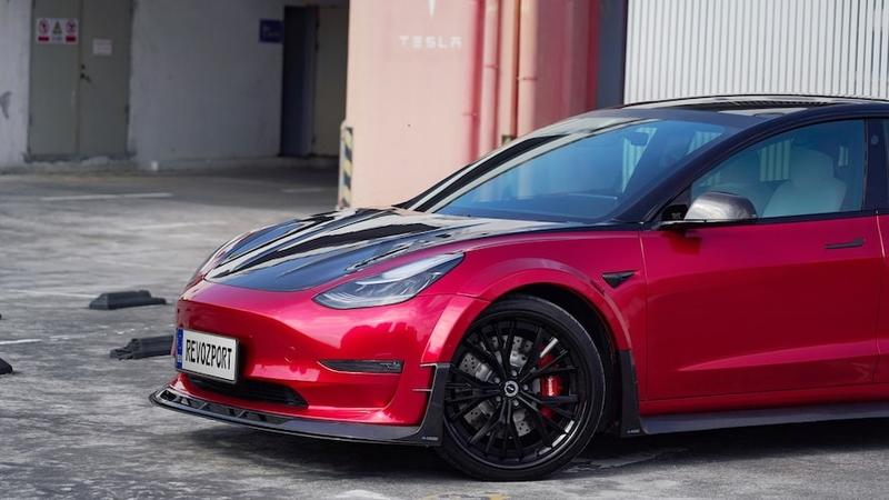 2020 Tesla Model 3 Performance by R-Zentric