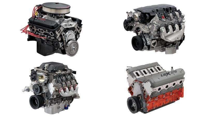 The 10 Best Chevy Crate Engines