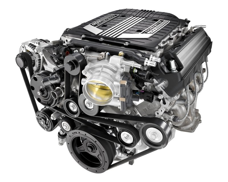 The 10 Best Chevy Crate Engines - image 895307