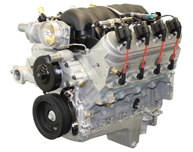The 10 Best Chevy Crate Engines - image 895308
