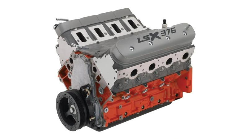 The 10 Best Chevy Crate Engines - image 895309