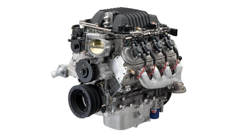 The 10 Best Chevy Crate Engines - image 895310