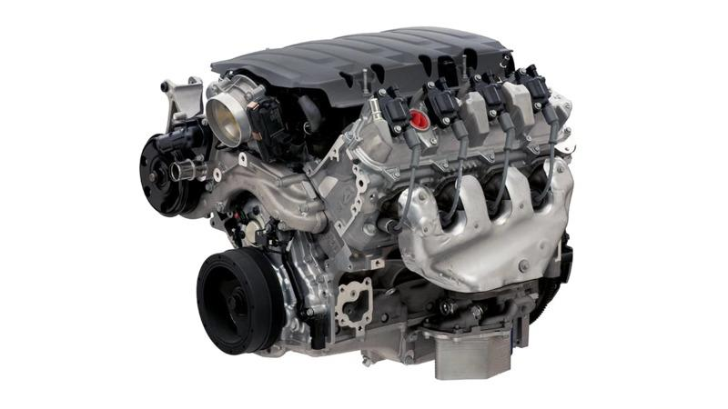 The 10 Best Chevy Crate Engines - image 895313