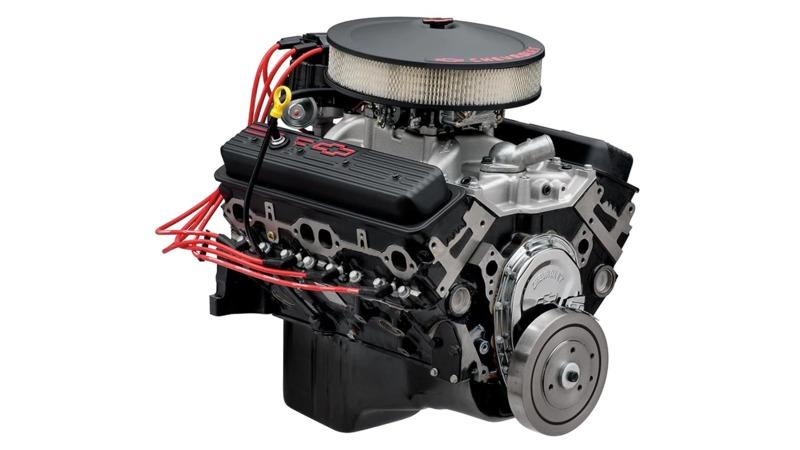 The 10 Best Chevy Crate Engines - image 895314