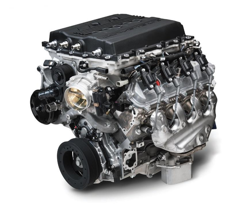 The 10 Best Chevy Crate Engines - image 895305