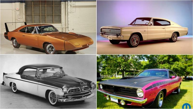 The 10 Most Memorable Mopar Cars Ever Made