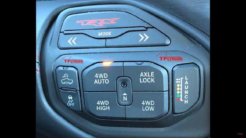 The 2021 Ram Rebel TRX Expected To Launch In June