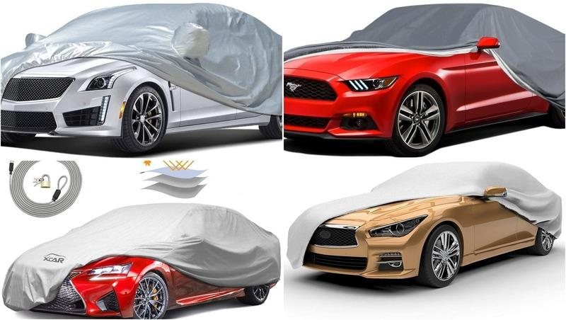 The Best Car Cover 2020