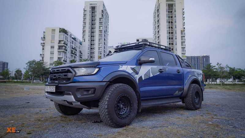 The Ford Ranger Raptor Ultima by AutoBis Is an Off-Road Party Machine