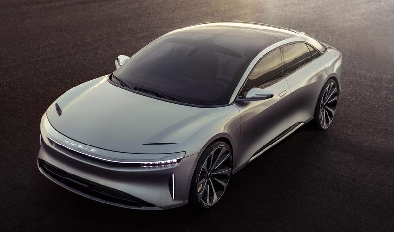 The Man Behind the Tesla Model S Says the Lucid Air Sedan is Better