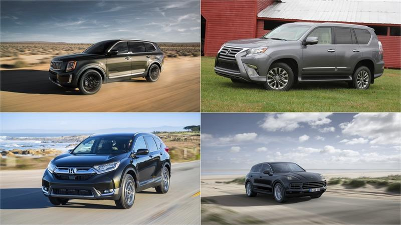 The Most Reliable SUVs 2020