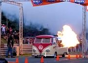 This 1958 VW Bus Took a Huge Dose of Top Gun Steroids - image 894563