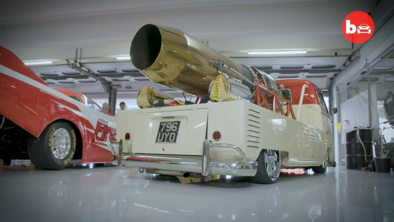 This 1958 VW Bus Took a Huge Dose of Top Gun Steroids - image 894564