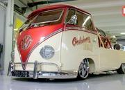 This 1958 VW Bus Took a Huge Dose of Top Gun Steroids - image 894566