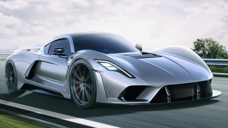 After Six Years of Development, The Production Version of the Hennessey Venom F5 Arrives In November