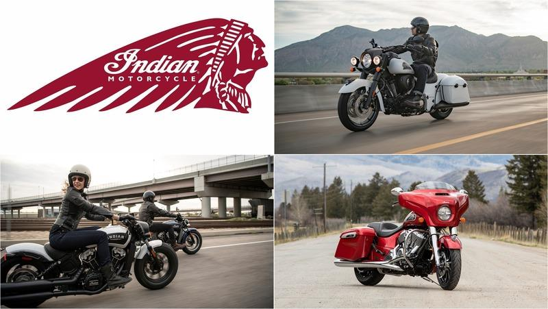 Top Speed Buyer's Guide to the 2019 Indian Motorcycle Lineup