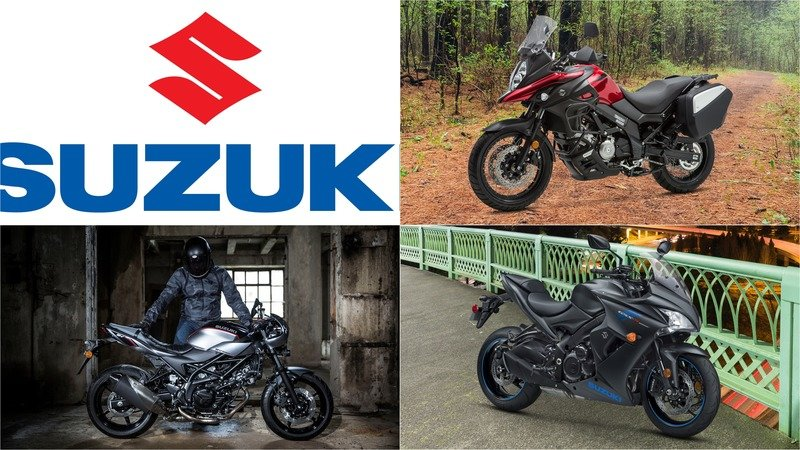Top Speed Guide To The 2019 Suzuki Cycles Lineup