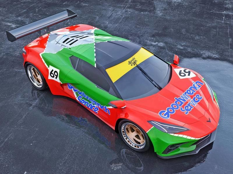 We Need This Chevrolet C8 Corvette Livery To Become Reality - image 894531