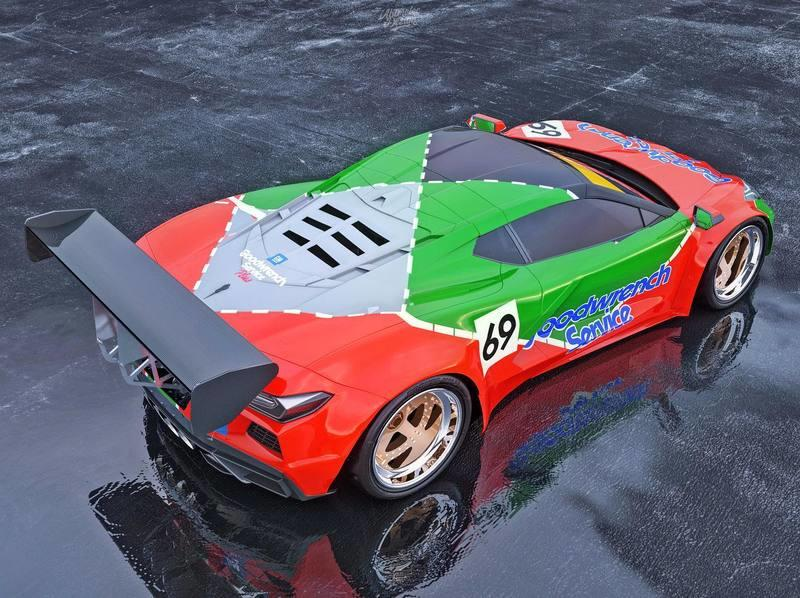 We Need This Chevrolet C8 Corvette Livery To Become Reality - image 894532