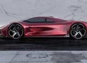 You Have to Check Out This Mazda RX-10 Vision Longtail Supercar for Le Mans - image 895786