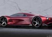 You Have to Check Out This Mazda RX-10 Vision Longtail Supercar for Le Mans - image 895788